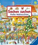 Cover-Bild zu Sachen suchen - Frohe Weihnachten von Gernhäuser, Susanne