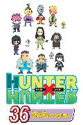 Cover-Bild zu Togashi, Yoshihiro: Hunter x Hunter, Vol. 36