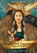 Cover-Bild zu Angels and Ancestors Oracle Cards von Gray, Kyle