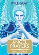 Cover-Bild zu Angel Prayers Oracle Cards von Gray, Kyle