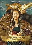 Cover-Bild zu Engel und Ahnen von Gray, Kyle