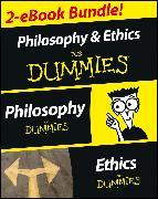 Cover-Bild zu Philosophy & Ethics For Dummies 2 eBook Bundle: Philosophy For Dummies & Ethics For Dummies (eBook) von Morris, Tom