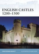 Cover-Bild zu English Castles 1200-300 (eBook) von Gravett, Christopher