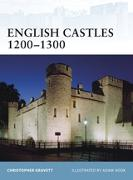Cover-Bild zu English Castles 1200-1300 (eBook) von Gravett, Christopher