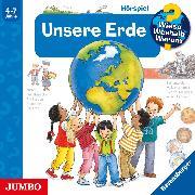 Cover-Bild zu Wieso? Weshalb? Warum? Unsere Erde (Audio Download) von Weinhold, Angela