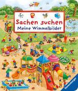 Cover-Bild zu Sachen suchen: Meine Wimmelbilder von Gernhäuser, Susanne
