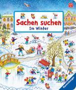 Cover-Bild zu Sachen suchen: Im Winter von Gernhäuser, Susanne