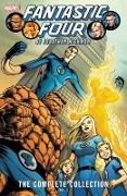 Cover-Bild zu Hickman, Jonathan: Fantastic Four By Jonathan Hickman: The Complete Collection Vol. 1