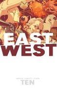 Cover-Bild zu Jonathan Hickman: East of West Volume 10