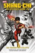 Cover-Bild zu Ellis, Warren: Shang-Chi: Meister des Kung-Fu - Die größten Kämpfe