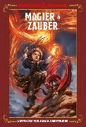 Cover-Bild zu Magier & Zauber (eBook) von Zub, Jim