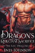 Cover-Bild zu The Dragon's Reluctant Sacrifice (The Last Dragons, #1) (eBook) von Johnson, Ines