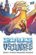 Cover-Bild zu Scales & Scoundrels Definitive Edition Book 1: Where Dragons Wander (eBook) von Girner, Sebastian