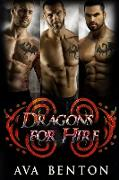 Cover-Bild zu Dragons For Hire (Dragons For Hire Box Set) (eBook) von Benton, Ava