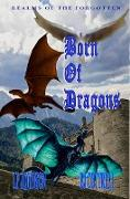 Cover-Bild zu Born Of Dragons (Realms Of The Forgotten, #3) (eBook) von Johnson, Lp