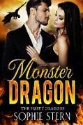 Cover-Bild zu Monster Dragon (The Feisty Dragons, #3) (eBook) von Stern, Sophie