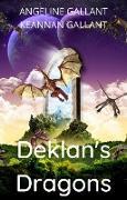 Cover-Bild zu Deklan's Dragons (Secrets of the Underworld, #1) (eBook) von Gallant, Angeline