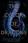 Cover-Bild zu The Color of Dragons (eBook) von Salvatore, R. A.