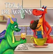 Cover-Bild zu Tea for Dragons (eBook) von Wyatt, Kandi J