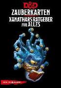 Cover-Bild zu Xanathar Kartenset von Crawford, Jeremy