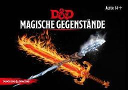 Cover-Bild zu D&D: Magic Item Deck (Deutsch) von Mearls, Mike