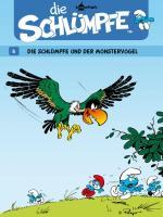 Cover-Bild zu Die Schlümpfe 05. Die Schlümpfe und der Monstervogel von Peyo