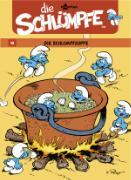Cover-Bild zu Die Schlümpfe 10. Die Schlumpfsuppe (eBook) von Peyo
