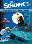 Cover-Bild zu Die Schlümpfe 32. Die Schlümpfe und der verliebte Zauberer von Peyo