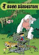 Cover-Bild zu Benni Bärenstark Bd. 14: Auf den Spuren des weißen Gorillas (eBook) von Peyo