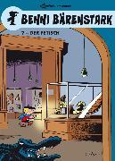Cover-Bild zu Benni Bärenstark Bd. 7: Der Fetisch (eBook) von Peyo