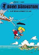 Cover-Bild zu Benni Bärenstark Bd. 9: Auf Benni kommt es an! (eBook) von Peyo