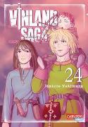 Cover-Bild zu Yukimura, Makoto: Vinland Saga 24