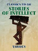 Cover-Bild zu Stories of Intellect (eBook) von Various