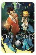 Cover-Bild zu Kugane Maruyama: Overlord, Vol. 11 (manga)