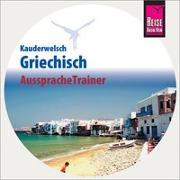 Cover-Bild zu AusspracheTrainer Griechisch (Audio-CD) von Spitzing, Karin