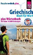 Cover-Bild zu Griechisch - Wort für Wort plus Wörterbuch (eBook) von Spitzing, Karin