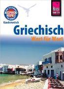 Cover-Bild zu Griechisch - Wort für Wort von Spitzing, Karin