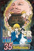 Cover-Bild zu Togashi, Yoshihiro: Hunter X Hunter, Vol. 35