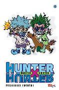 Cover-Bild zu Togashi, Yoshihiro: Hunter X Hunter 13
