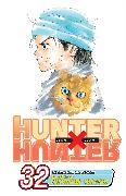 Cover-Bild zu Togashi, Yoshihiro: Hunter x Hunter, Vol. 32