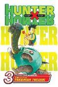 Cover-Bild zu Togashi, Yoshihiro: Hunter x Hunter, Vol. 3