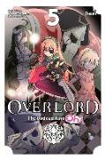 Cover-Bild zu Kugane Maruyama: Overlord: The Undead King Oh!, Vol. 5