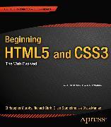 Cover-Bild zu Beginning HTML5 and CSS3 (eBook) von Murphy, Christopher