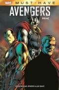 Cover-Bild zu Bendis, Brian Michael: Marvel Must-Have: Avengers - Prime