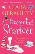 Cover-Bild zu Becoming Scarlett von Geraghty, Ciara