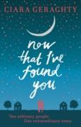 Cover-Bild zu Now That I've Found You (eBook) von Geraghty, Ciara