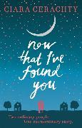 Cover-Bild zu Now That I've Found You von Geraghty, Ciara