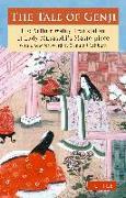 Cover-Bild zu The Tale of Genji: The Arthur Waley Translation of Lady Murasaki's Masterpiece with a New Foreword by Dennis Washburn von Shikibu, Murasaki