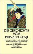 Cover-Bild zu Die Geschichte vom Prinzen Genji von Murasaki