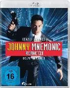Cover-Bild zu Johnny Mnemonic - Vernetzt von Keanu Reeves (Schausp.)